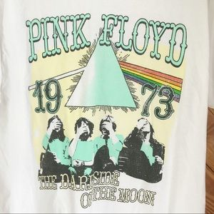 Pink Floyd The Dark Side of the Moon Graphic Tee